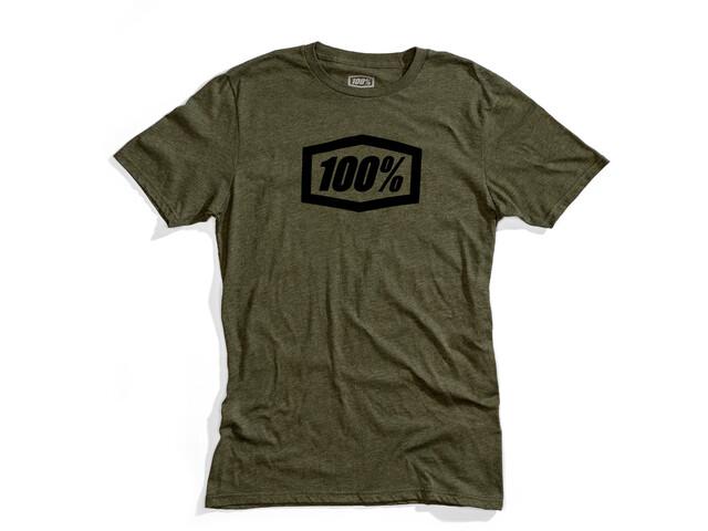100% Essential T-Shirt Homme, fatigue